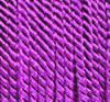 Viscose cord fuchsia, 4mm, 25m roll