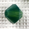 CRYSTALLIZED™ 5328 Xilion PALACE GREEN OPAL (393) 6mm, 360