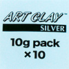 Coursepack: Art Clay 650 clay, 10 x 10g
