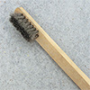 Art Clay Stainless steel brush with 10mm bristles / 2 rows