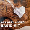 Art Clay Basic-Kit mit Ausrollset