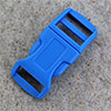click buckle light blue, 20mm, 1 pc.