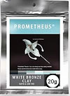 Prometheus™ White Bronze Clay 20g