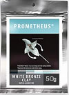 Prometheus™ White Bronze Clay 50g