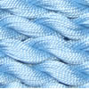 bead yarn (no. 5) light blue