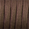 Paracord 550 braun, 2x4mm, 4m