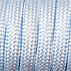 Paracord 550 light blue, 2x4mm, 4m