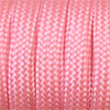 Paracord 550 rosa, 2x4mm, 4m