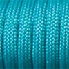 Paracord 550 türkis, 2x4mm, 4m