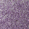 Rocailles violett silver-lined, 3.5mm, 17g