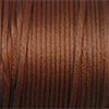 rattail cords brown, 1mm, 5m