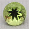 Swarovski GEMS - 4,5mm Peridot apple green, round, 1 pc