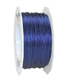 satin cord dark blue 2mm - Plus, 50m roll