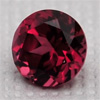 Swarovski GEMS - 4,5mm Rhodolit rapsberry, round, 1 pc