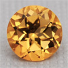 Swarovski GEMS - 6,0mm Topaz honey, round, 1 pc