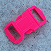 click buckle pink, 30 x 15 mm, 1 pc.