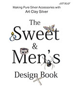 Making pure silver accesories: The Sweet & Men`s Design Book