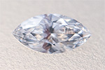 Swarovski Zirconia white Marquise Diamond 8x4mm, 1 pc.